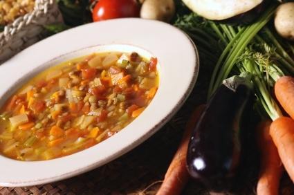 Whole Foods Lentil Soup Calories