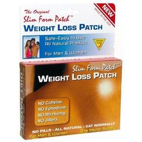Check with your doctor before using weight loss patches.