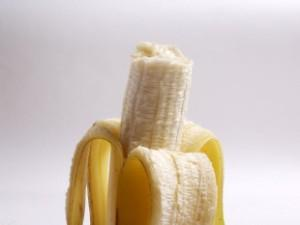 Bananas contain calories and carbs.