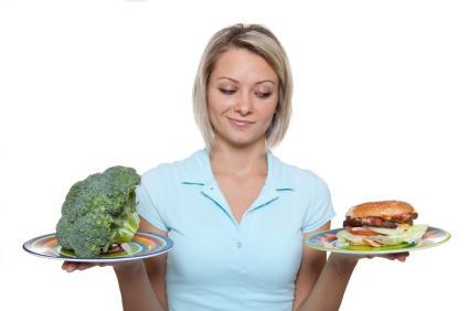 Broccoli or Burger