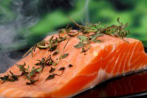 Salmon for health omega-3 fatty acids