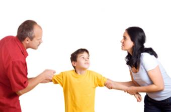 Rights of Divorced Parents Sharing Custody of Child