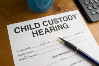 Custody papers