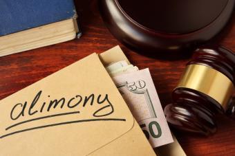 Alimony States