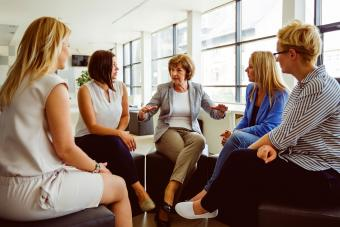 Finding a Divorce Support Group for Women