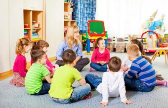 children in group for divorce support