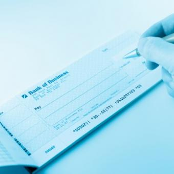 Alimony Checks Not Being Cashed