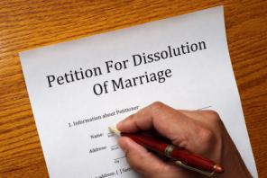 Petition for Dissolution of Marriage document