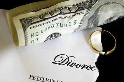 Alimony and divorce