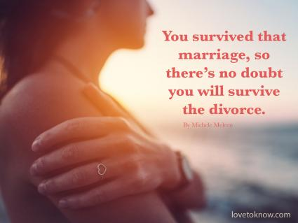 Words of encouragement for a Divorced Woman