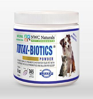 Total-Biotics manufactured by NWS Naturals