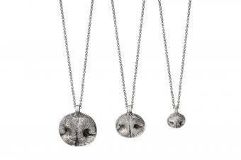 Custom Nose Print Necklaces