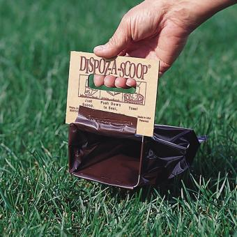 Dispoz-A-Scoop Bags