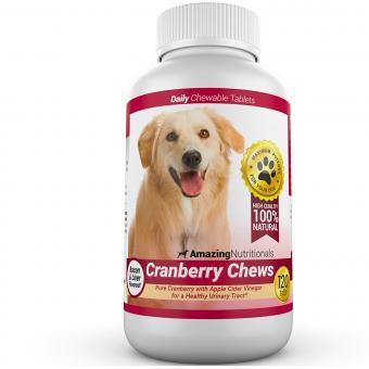 Amazing Nutritionals Cranberry Chews