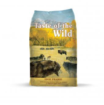 Taste of the Wild High Prairie Grain-Free