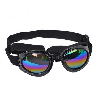 QUMY Dog Sunglasses Eye Wear Protection Waterproof Pet Goggles