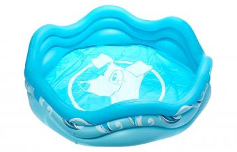 Inflatable Pool for Dogs