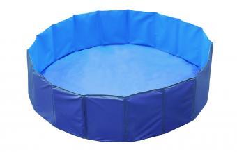 Foldable/Portable [Collapsible] Large Dog Pet Bathing Swimming Pool