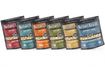Northwest Naturals Raw Rewards Freeze Dried Nuggets Dinner for Dogs