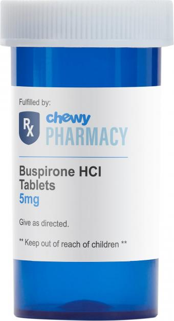 Buspirone HCl Tablets