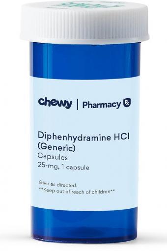 Diphenhydramine HCl Capsules