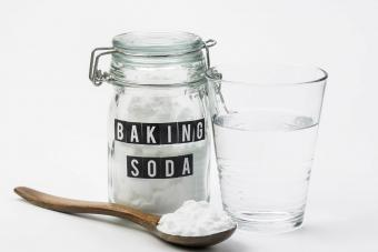Baking Soda With Drinking Water
