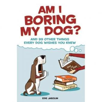 Interview with Am I Boring My Dog? Author