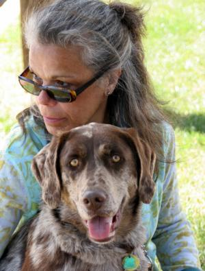 Catahoula and companion