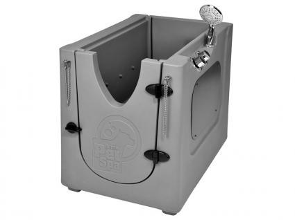 Pet Wash Enclosure