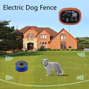 Dr. Tiger Electric Dog Fence