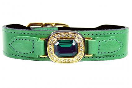 Hartman & Rose Haute Couture Dog Collar