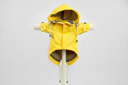 Talon Raincoat - Yellow