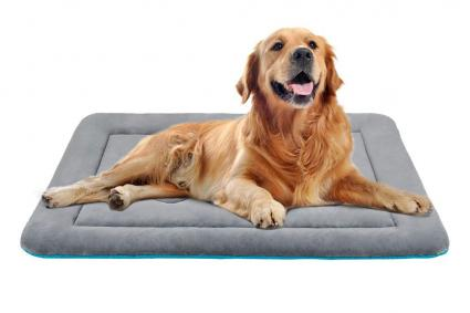 JoicyCo Dog Bed Crate Pad Mat