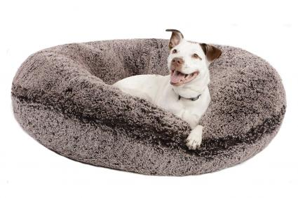 BESSIE AND BARNIE Bagel Pet/Dog Bed