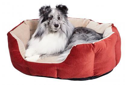 Deluxe Tulip Nesting Pet Bed
