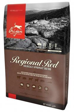 Orijen 4.5 Regional Red Dry Dog Food