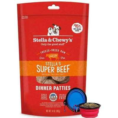 Stella & Chewy's Freeze Dried Dog Food
