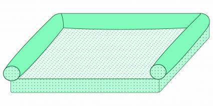 Envelope Dog Pattern Adding a Bolster