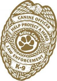 Ilustration of the Protect a Hero badge
