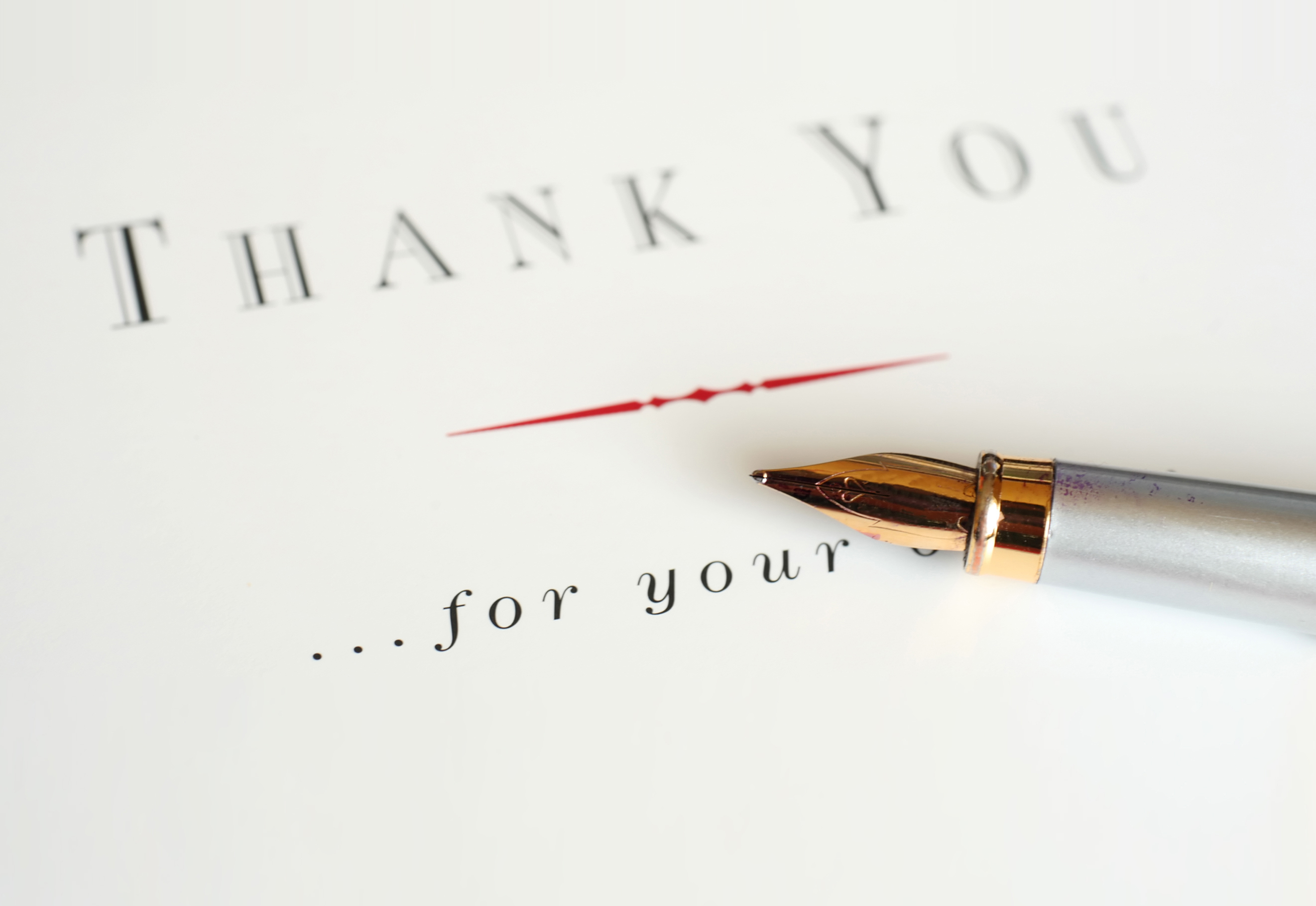 How to write a thank you note after a funeral izmirmasajfo