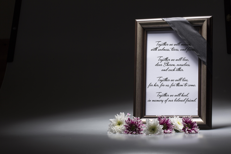 Free Obituary Poems