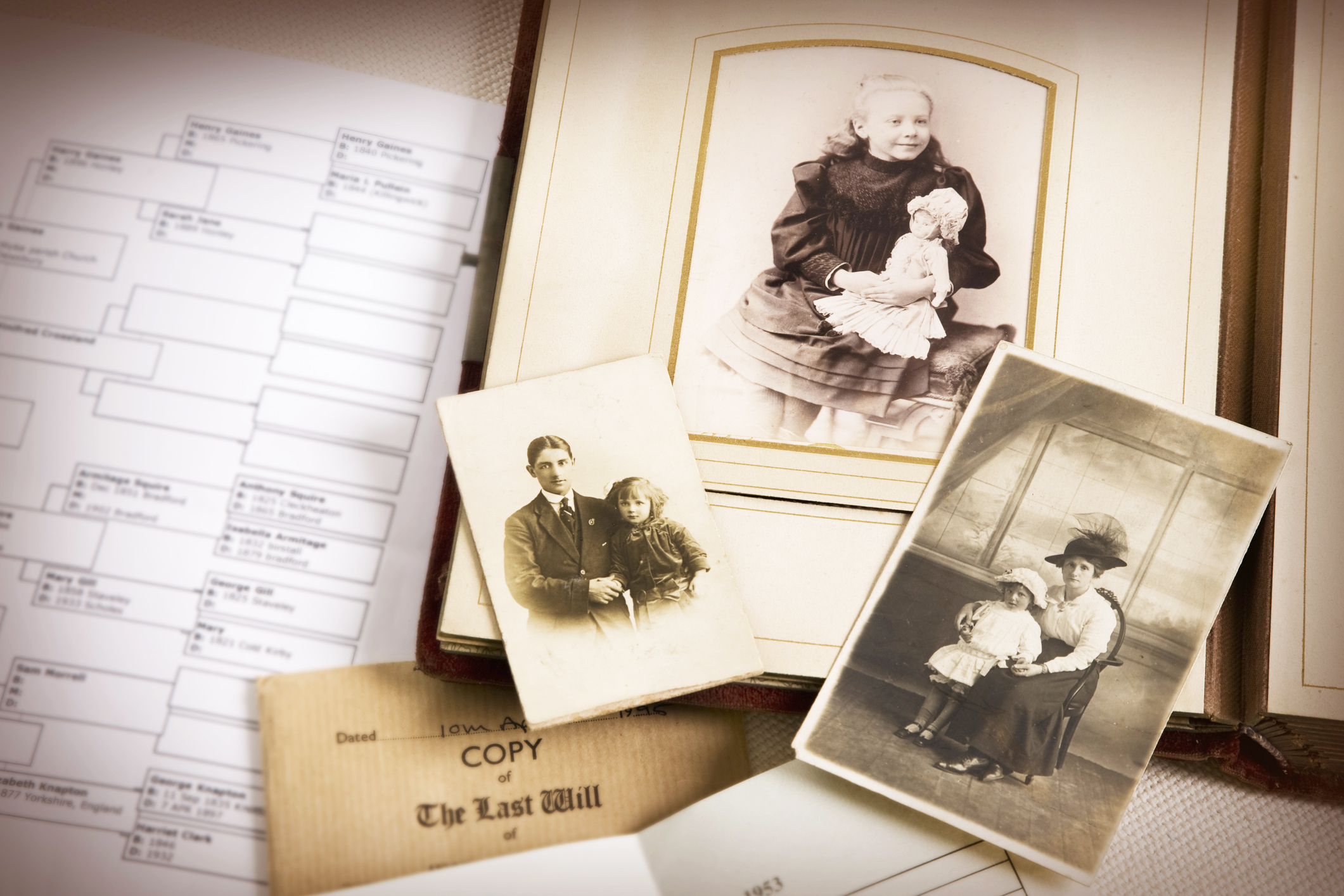 Ways to Find an Old Obituary for Free | LoveToKnow
