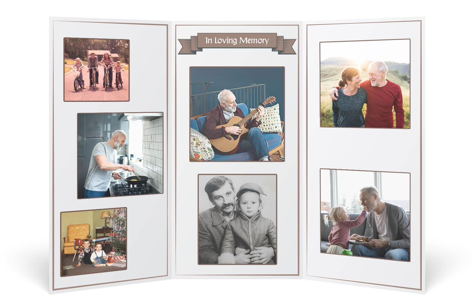 Funeral Picture Display Ideas Lovetoknow