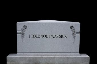 Funny Headstone Sayings That Will Make People Chuckle