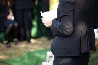 Examples of Funeral Resolutions
