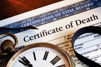 How Long Does It Take to Get a Death Certificate?
