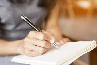 jotting down thoughts