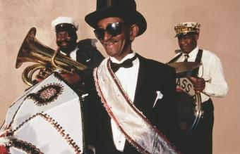 Grand Marshall of Brass Band