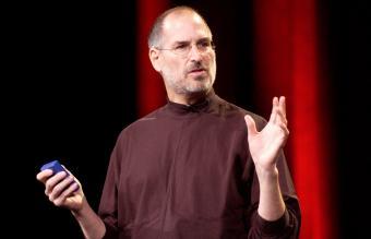 Steve Jobs of Apple Computer