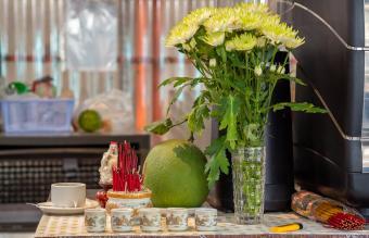 Vietnamese altar rituals